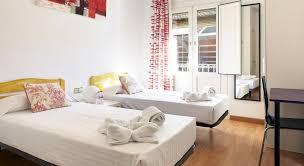 hotel chambre familiale barcelone 4 appartements à louer à barcelone idéal en groupe et en famille