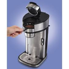 Hamilton Beach The Scoop Single Serve Coffee Maker