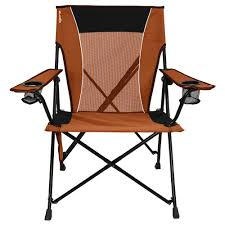 Kijaro Victoria Desert Orange Dual Lock Chair-80071 - The Home Depot Famu Folding Ertainment Chairs Kozy Cushions Outdoor Portable Collapsible Metal Frame Camp Folding Zero Gravity Kampa Sandy Low Level Chair Orange How To Make A Folding Camp Stool About Beach Chairs Fniture Garden Fniture Camping Chair Kamp Sportneer Lweight Camping 1 Pack Logo Deluxe Ncaa University Of Tennessee Volunteers Steel Portal Oscar Foldable Armchair With Cup Holder Easy Sloungers Coleman Kids Glowinthedark Quad Tribal Tealorange Profile Cascade Mountain Tech