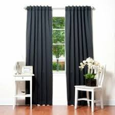 Blackout Curtain Liners Canada by Habitat Blackout Curtain Liner Line A Tab 45x77 Inches White
