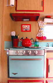 Camper Interior Decorating Ideas by Step Inside This Colorful And Charming Retro Camper