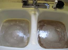 Slow Draining Bathroom Sink Not Clogged by How To Unclog A Kitchen Sink Youtube