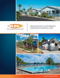100 Stoneridge Apartments La Habra Ca Sun Communities Inc SUI 10K Annual Reports 10Q SEC Filings St10K