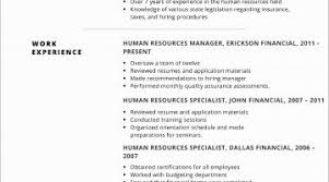 Examples Of A Basic Resume Unique Fresh New Sample Best