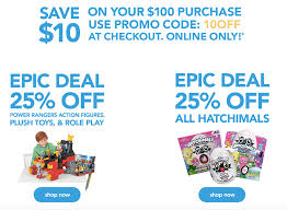 Toys R Us: 25% Off Hatchimals, Action Figures, Plush And More + $10 ... R Club Toys Us Canada Loyalty Program R Us Online Coupons Codes Free Shipping Wcco Ding Out Deals Toysruscom Coupon Active Sale Toy Stores In Metrowest Ma Mamas Toysrus Australia Youtube Home Coupon Codes Super Hot Deals Lego Advent Calendar 50 Discount Until 30 Flyers Cyber Monday Ad Is Live Pinned July 7th Extra Off A Single Clearance Item At