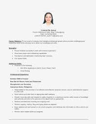 Sample Objectives In Resume For Ojt Business Administration ... Restaurant Resume Objective Best 8 New Job Manager Beautiful Template For Sver Amusing Part Time In College Student Waiter Cv Examples The Database Head Wai0189 Example No D Customer Service Skills Resume 650859 Sample Early Childhood Education Fresh Eeering Technician Objective Wwwsailafricaorg Free Templatessver Writing Good Objectives Statement Examples Format Duties Floatingcityorg