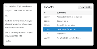 Service Desk Software Requirements by 1 It Help Desk Software In 2017 Trouble Tickets Made Easy