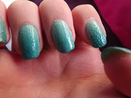 Dark Turquoise Color Nails Kitchen Electrical Contractors