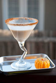 Pumpkin Spice Kahlua Martini by October 2012 A Year Of Cocktails
