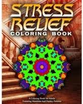 Stress Relief Coloring Book Volume 14 Adult Books Best Sellers For Women