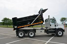 Dejana 16 Yard Dump Body - Dejana Truck & Utility Equipment