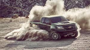 100 Chevy Mid Size Truck 2017 Chevrolet Colorado ZR2 Off Road Pickup Truck At The LA Auto Show