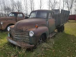 100 Classic Chevrolet Trucks For Sale 1952 Pickup For Carscom CC1161569