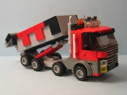 100 Lego City Dump Truck LEGO IDEAS Product Ideas LEGO CITY Truck
