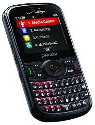 Pantech Caper Basic Bluetooth Messaging PREPAID Phone Verizon