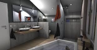 badezimmer im dachgeschoss geräumig es fehlt an nix