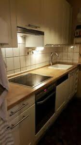 details zu ikea küche faktum mit elektrogeräten 2 60m