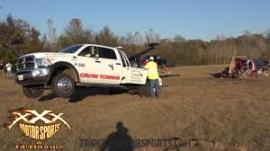 100 Truck N Stuff Tulsa TOW TRUCK STUCK AS FU YouTube