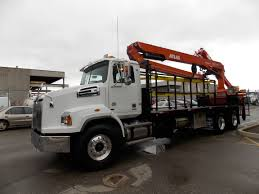 Boom Trucks - BIK Hydraulics 2007 Freightliner M2 Boom Bucket Truck For Sale 107463 Hours Pm Packages Bik Hydraulics 30105d 30 Ton Digger Crane Elliott Equipment Company Sinotruk 6 Wheeler Boom Truck 32 Tons Boomer Quezon City Hiranger Ford F750 Forestry 60 Wh Bts Welcome To Team Hancock 482 Lumber Trucks Truckmounted Telescopic Boom Lift Hydraulic Max 350 Kg Heila