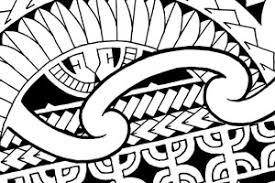 Polynesian Marquesan Chest Tattoo Chestpiece Tribal