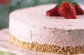 dessert aux fraises dessert glacé aux fraises kraft canada
