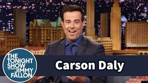 Carson Daly Halloween Gwen Stefani by Carson Daly Says The Voice Gets You Pregnant Youtube