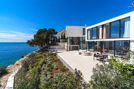 maison de rêve en bord de mer