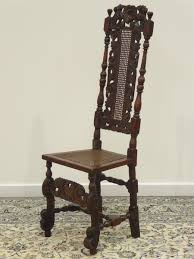 17th Century Walnut High Back Chair, Peacock Carved Cresting ... Carved Mahogany High Back Ding Side Chairs Collectors Weekly Arm Chair Kiefer And Upholstered Rest From Followbeacon Antique Vintage Set Of 6 Edwardian Oak French Style Fabric Solid Wood Wooden Buy Chairupholstered Chairssolid Beautiful Of Eight Quality Victorian 19th Century Renaissance Throne Four Antiquue Early 20th Art Deco Classical Chinese Fniture A Collecting Guide Christies Pdf 134