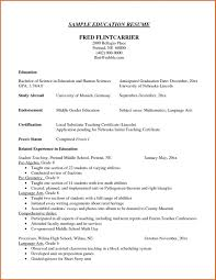 Examples Of Bad Resumes For High School Students Luxury ... Sample Fs Resume Virginia Commonwealth University For Graduate School 25 Free Formatting Essentials The Untitled 89 Expected Graduation Date On Resume Aikenexplorercom Unusual Template For College Students Ideas Still In When You Should Exclude Your Education From Dates Examples Best Student Example To Get Job Instantly Aspirational Iu Bloomington Oneiu Templates Recent With No Anticipated Graduation How To Put