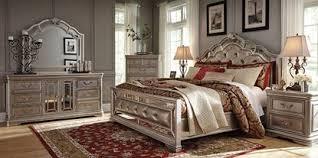 Cazenfield King Bedroom Set