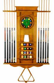 Pool Cue Racks Billiard Stick Stands
