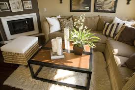 Brown Couch Living Room Design by Sofa Delightful Rug For Brown Sofa Shutterstock 9711019 Rug For