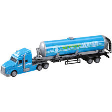 100 Toy Tanker Trucks Adventure Force BIG RIG Water Truck Walmartcom
