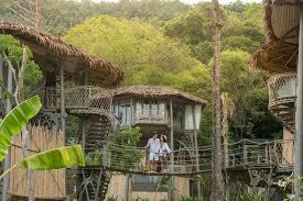 100 Houses In Phuket Luxury Beach Hotels In Koh Yao I Treehouse Beach Resort