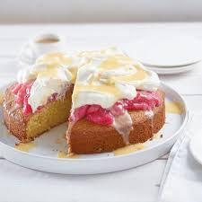 rhabarberkuchen die besten rezepte essen und trinken