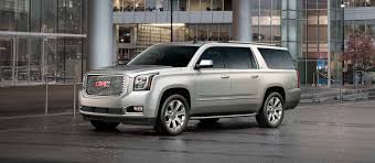 100 Yukon Truck A Yacht A Brute A Magnificent Ride The 2015 GMC Denali XL