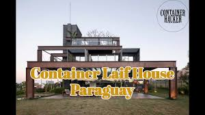 100 How To Make A Container Home Laif House By BUEN Paraguay Hacker