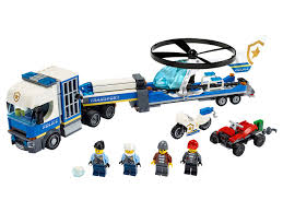100 Sk Toy Trucks Police Helicopter Transport 60244 City Buy Online At The Official LEGO Shop SK