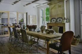 rustic dining room decor ideas martaweb