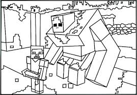 Minecraft Mutant Creeper Coloring Pages Lovely Free Printable