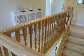 Impressive Staircase Spindles Picture Inspirations White Primed ... Stairway Wrought Iron Balusters Custom Wrought Iron Railings Home Depot Interior Exterior Stairways The Type And The Composition Of Stair Spindles House Exterior Glass Railings Raingclearlightgensafetytempered Custom Handrails Custmadecom Railing Baluster Store Oak Banister Rails Sale Neauiccom Best 25 Handrail Ideas On Pinterest Stair Painted Banister Remodel