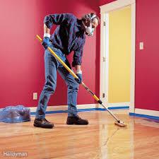 Hardwood Floor Buffing And Polishing by Refinishing Hardwood Floors U2014 The Family Handyman