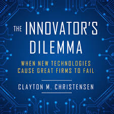 The Innovators Dilemma Audiobook By Clayton M Christensen