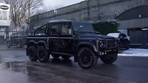 100 Defender Truck The Chelsea Company 6x6 Double Cab Pickup YouTube