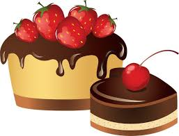 Cake transparent image