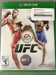 Nice EA Sports UFC Microsoft Xbox One 2014 USED