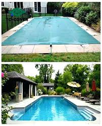 Pool Cover Cost Winter Covers Platform Diy