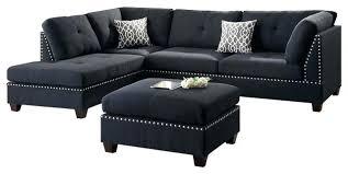 Poundex Bobkona Sectional Sofaottoman by Sectional Sofa And Ottoman Set Sectional Sofa And Ottoman Set By