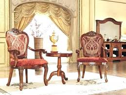 Kathy Ireland Living Room Furniture Wooden Chairs On