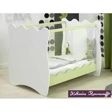 chambre bébé roumanoff lit doudou anis 2 côtés plexiglas sofamo made in vendu